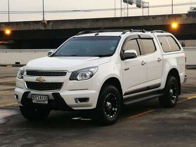 CHEVROLET COLORADO 2.8 LTZ Z71 C-CAB 2016