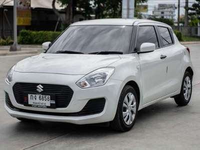SUZUKI SWIFT ECO SWIFT 1.25 GA 2018