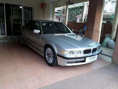 BMW SERIES 7 730 IA E38 1998
