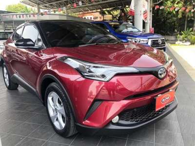 TOYOTA CHR HYBRID HI 2018