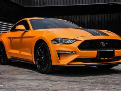 FORD MUSTANG 2.3 2019