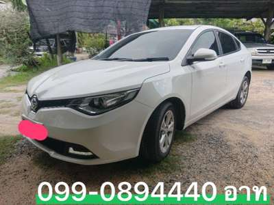 MG 5 1.5 X SUNROOF 2018