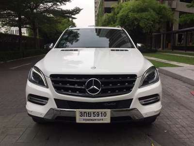 BENZ ML-CLASS ML 250 2014