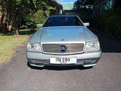 BENZ SL-CLASS SL280 1995