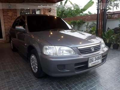 HONDA CITY TYPE Z 1.5 EXI 2002