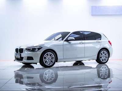BMW SERIES 1 116I 2014