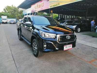 TOYOTA HILUX REVO 2.4 E DOUBLE CAB PRERUNNER 2019