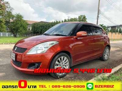SUZUKI SWIFT ECO SWIFT 1.25 GLX 2013
