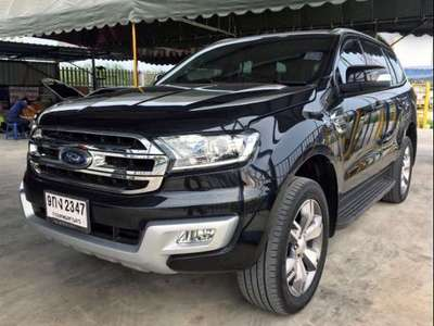 FORD EVEREST 3.2 TITANIUM PLUS 2016