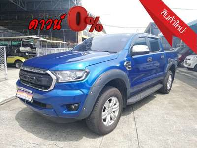 FORD RANGER 2.2 XLT DOUBLE CAB HI-RIDER 2019