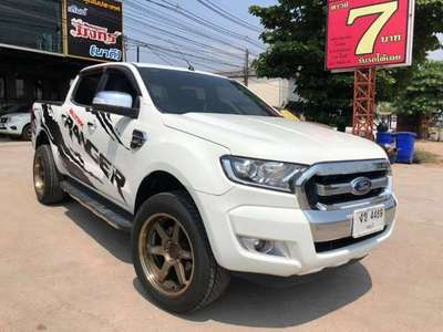 FORD RANGER 2.2 XLT DOUBLE CAB HI-RIDER 2016