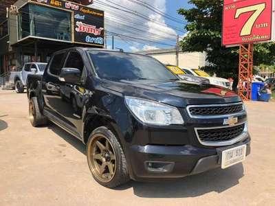 CHEVROLET COLORADO 2.5 LT X-CAB 2012