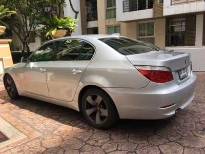 BMW SERIES 5 520D 2007