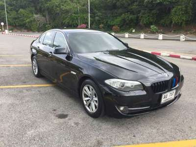 BMW SERIES 5 520D 2013