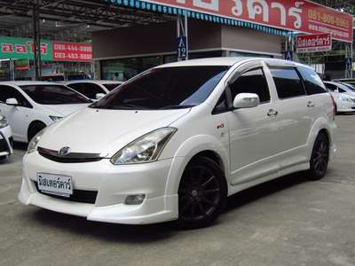 TOYOTA WISH 2.0 Q LIMITED 2009
