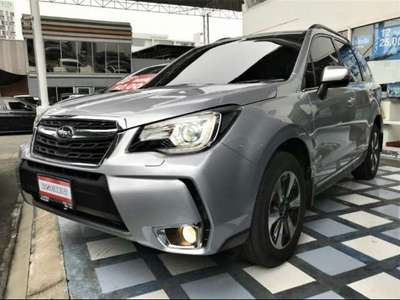 SUBARU FORESTER 2.0 TURBO 2016