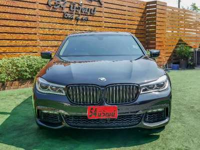 BMW SERIES 7 740 LI 2016