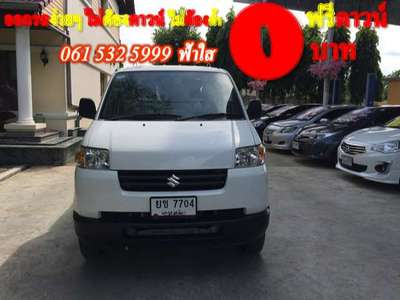 SUZUKI CARRY PICKUP  2018