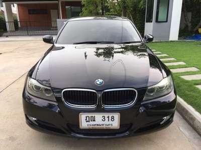 BMW SERIES 3 318 I (4DR) 2010