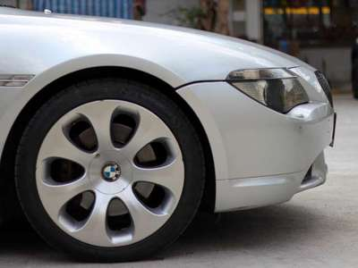 BMW SERIES 6 645 CI COUPE 2004