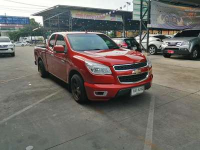CHEVROLET COLORADO 2.5 LT X-CAB 2016