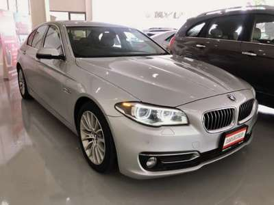 BMW SERIES 5 525 D 2015