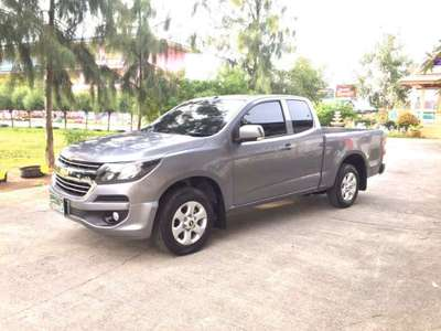 CHEVROLET COLORADO 2.5 LT C-CAB 2017