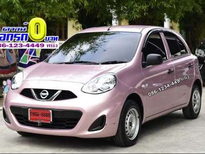 NISSAN MARCH 1.2 S 2019