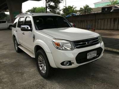 FORD EVEREST 2.5 LTD. 2WD 2014