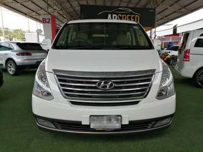 HYUNDAI GRAND STAREX 2.5 VIP 2012
