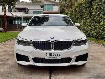 BMW SERIES 6 635D 2017
