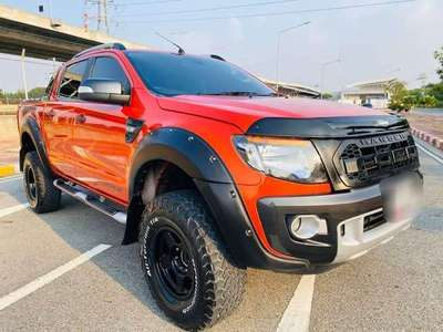 FORD RANGER 3.2 WILDTRAK DOUBLE CAB 4WD 2016
