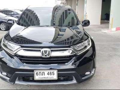 HONDA CRV 2.4 EL (I-VTEC) 2017