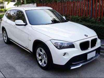 BMW X1 1.8I 2012