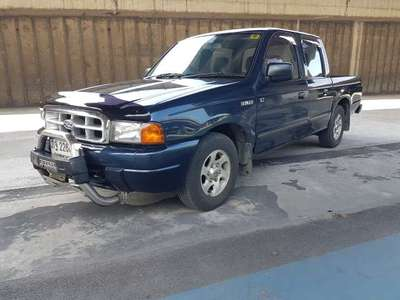 FORD RANGER 2.5 XLT DOUBLE CAB TURBO 2001