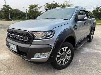 FORD RANGER 2.2 XLT DOUBLE CAB 2018