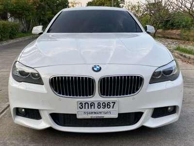 BMW SERIES 5 520D 2014