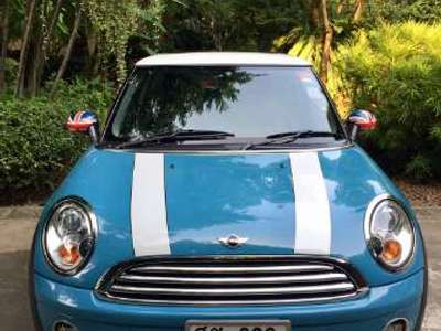 MINI COUPE COOPER 2008