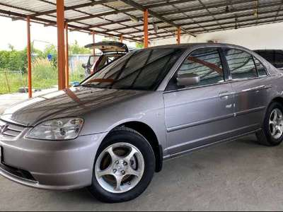 HONDA CIVIC 1.7 VTI (ABS/AIRBAG/LEAT) 2001