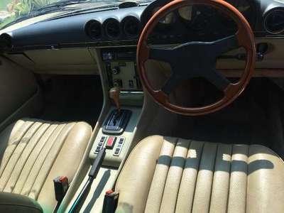 BENZ 500 SEL 1987