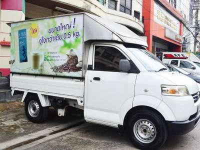 SUZUKI CARRY PICKUP  2012