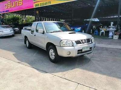 NISSAN FRONTIER 2.5 DX KINGCAB 2007