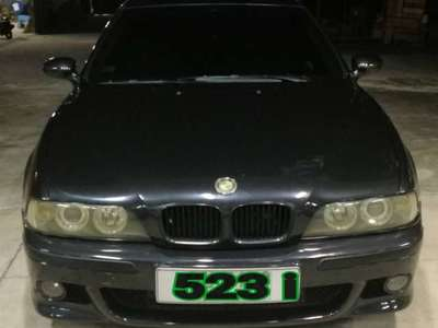 BMW SERIES 5 523 IA 2000