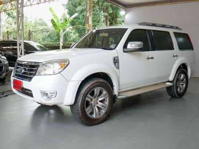 FORD EVEREST 2.5 LTD. 2WD 2011