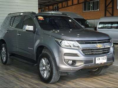 CHEVROLET TRAILBLAZER 2.5 2019
