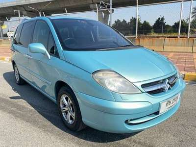 CITROEN C8 2.0I LUXURY 2004