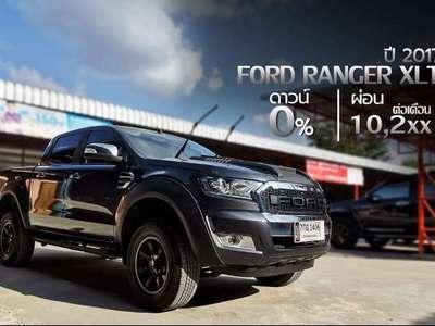 FORD RANGER 2.2 XLT DOUBLE CAB HI-RIDER 2017