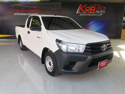 TOYOTA HILUX REVO 2.4 J PLUS SMART CAB 2019