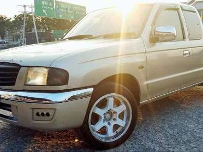MAZDA FIGHTER 2.5 DOUBLECAB TURBO 2003