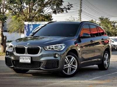 BMW X1 2.0D 2017